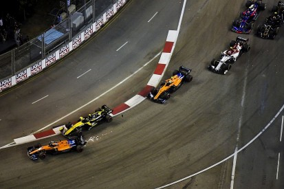 """FIA continuing push to end """"shades of grey"""" in F1 driving offences"""