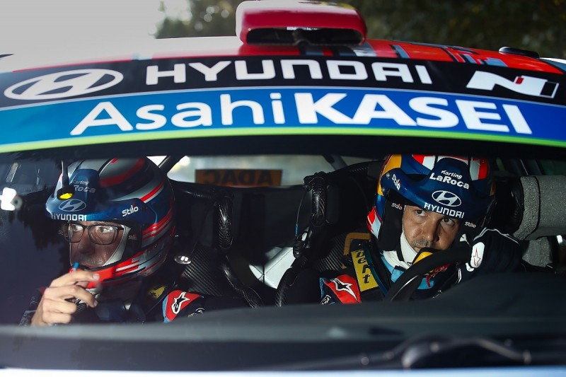 Dani Sordo expected to stay at Hyundai amid Toyota WRC rumours
