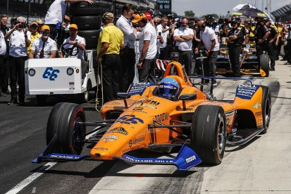 Fernando Alonso: Indy 500 failure to qualify could be 'deserved'