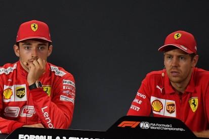"""Leclerc: I'll """"shut up"""" and avoid more Ferrari F1 radio complaints"""