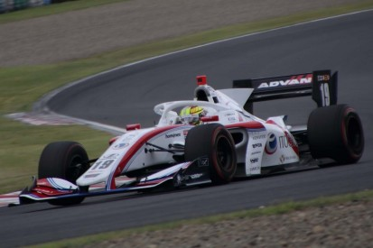 Autopolis Super Formula: Yuhi Sekiguchi wins from 16th on grid