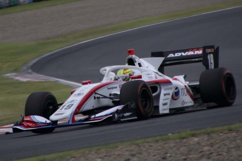 Autopolis Super Formula: Yuhi Sekiguchi wins from 16th on grid