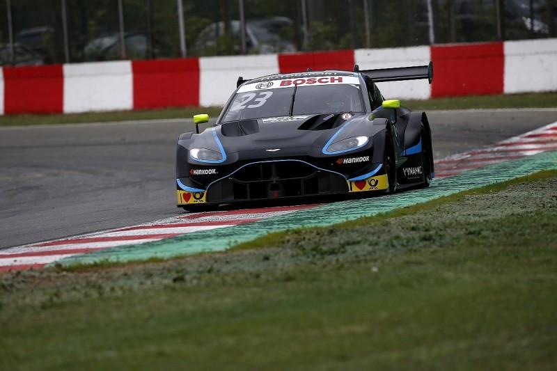 R-Motorsport Aston Martins' Zolder DTM double retirement explained