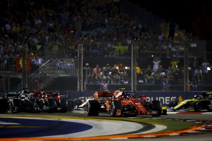 Drivers united F1 can be improved without ideas like reversed grids