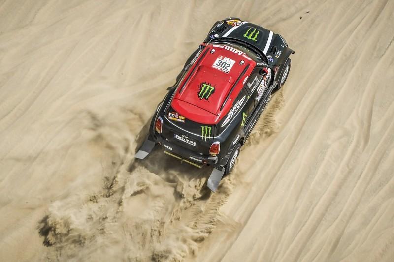 Nani Roma sustains head and neck injuries in Dakar Rally crash