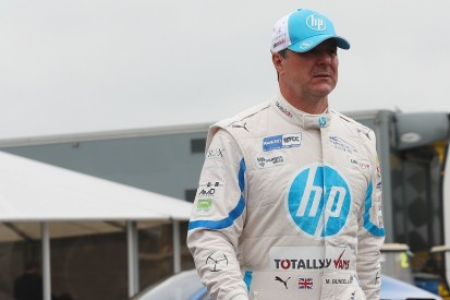 Mark Blundell reprimanded for BTCC qualifying clash with Tom Chilton