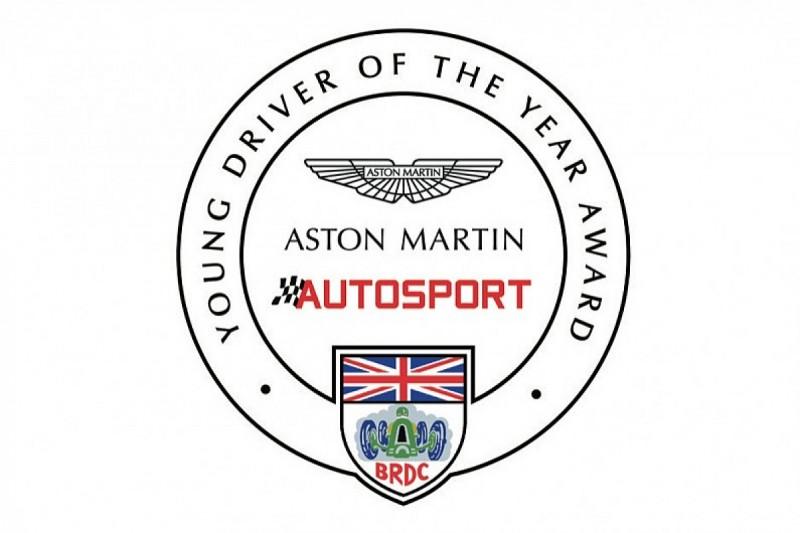 2019 Aston Martin Autosport BRDC Award finalists revealed