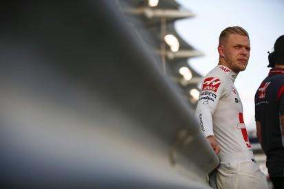 Kevin Magnussen felt 'negative pressure' in Formula 1 before Haas