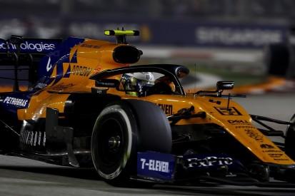 McLaren evaluating concept changes for 2020 Formula 1 car