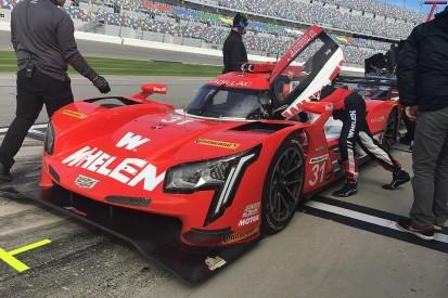 Nasr leads Daytona 24 Hours mock qualifying, Alonso 12th