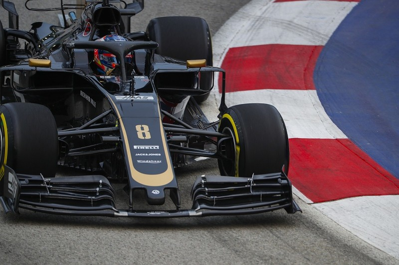 Haas plans to put both drivers in Melbourne-spec F1 cars for Russia