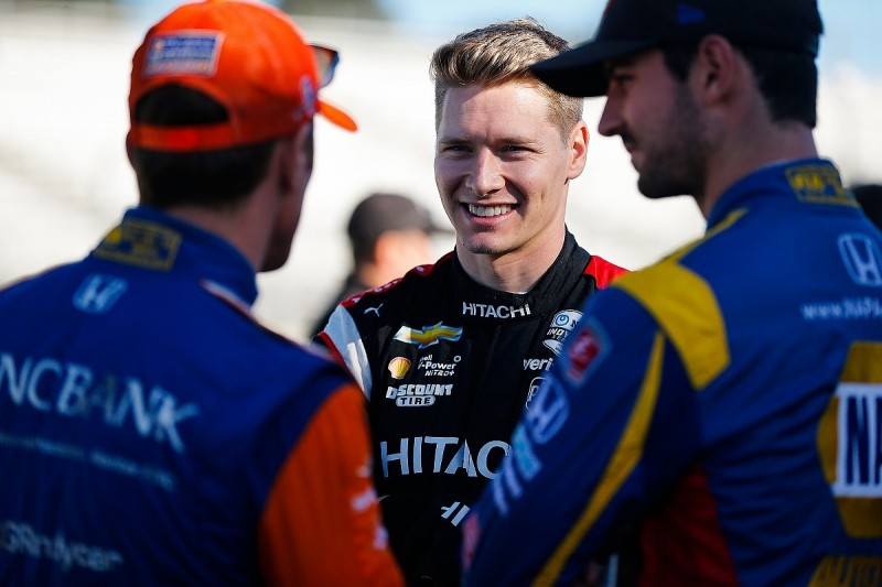 """Rossi: """"The right guy won"""" IndyCar title after Newgarden victory"""