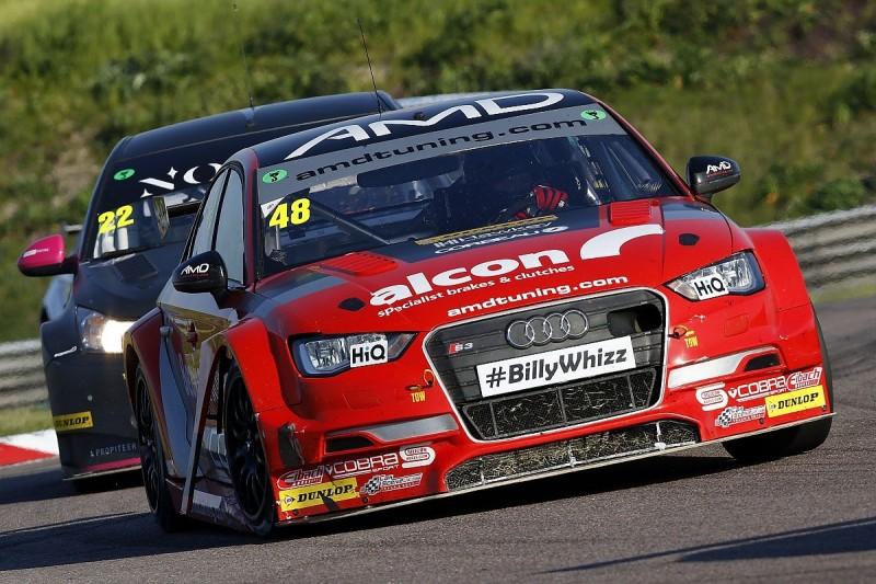 AmD British Touring Car Championship team reveals 2018 line-up