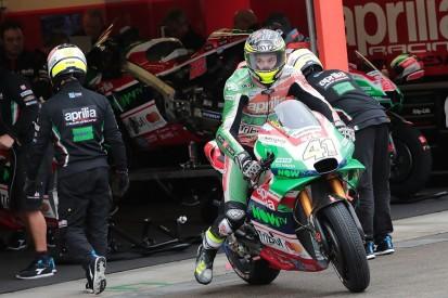 Aprilia must 'redefine goals' for 2018 MotoGP season - Espargaro