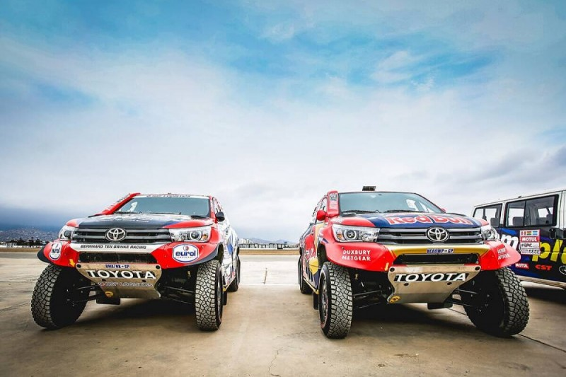 Toyota: Peru stages key to defeating Peugeot in 2018 Dakar Rally