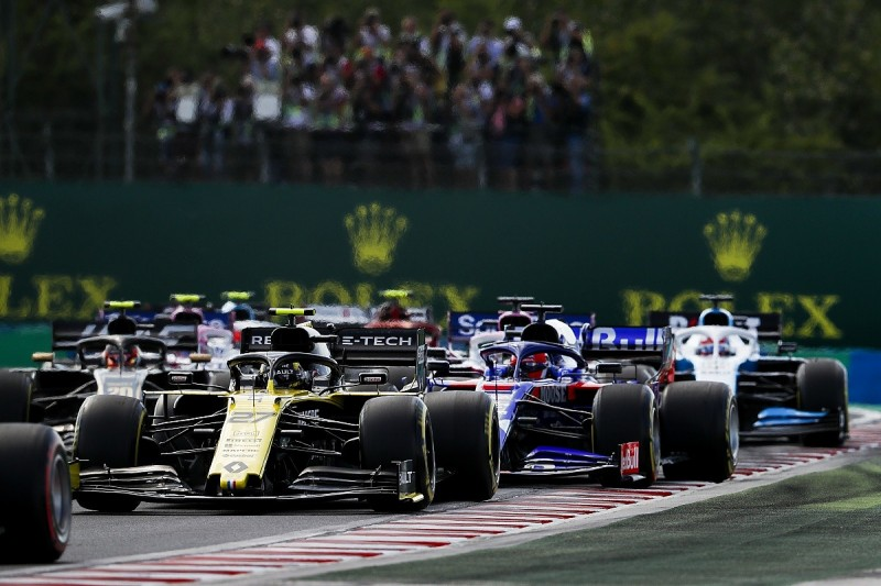 """Formula 1 plots """"dramatic"""" plane-like front wings for 2021 overhaul"""
