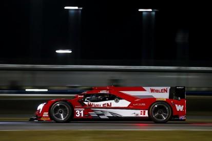 Daytona 24 Hours 'Roar' test: Nasr fastest, Alonso makes night bow