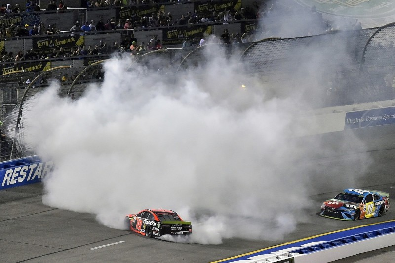 "Martin Truex Jr: Spin before Richmond NASCAR Cup win ""added drama"""