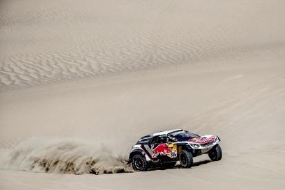 Sebastien Loeb laments his 'terrible' start to 2018 Dakar Rally