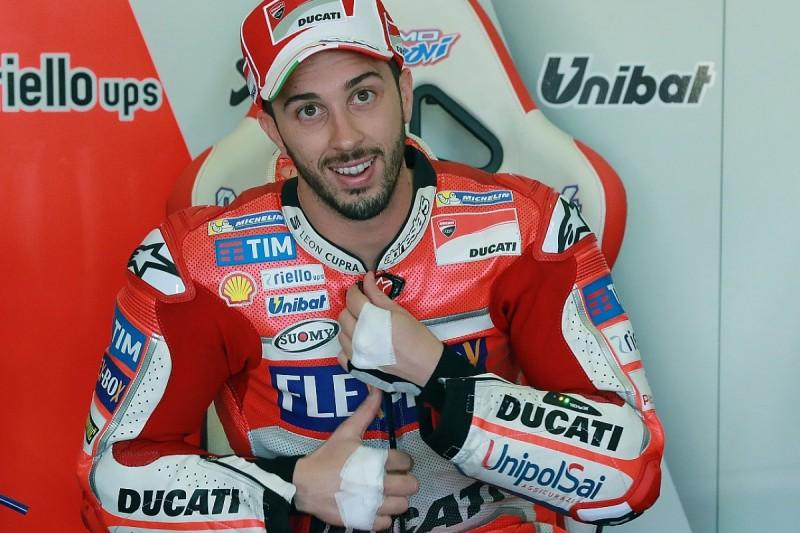 Ducati braced for 'difficult' Andrea Dovizioso 2019 contract talks