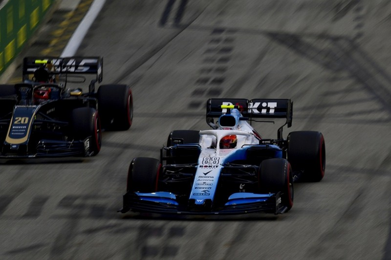 Haas opens talks with Kubica over 2020 F1 test/simulator driver role