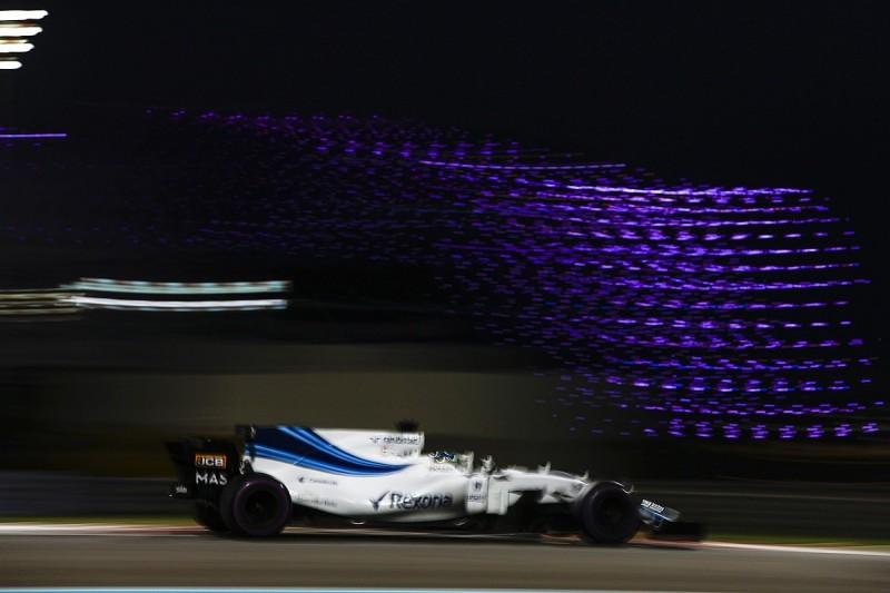 2018 Williams Formula 1 car 'a lot more aggressive' - Felipe Massa