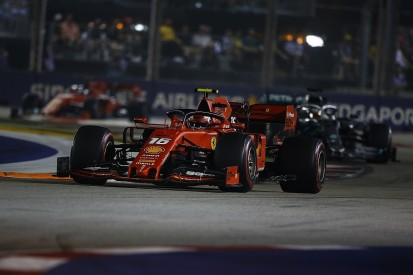 Leclerc will quiz Ferrari about rivals' in-race F1 tactics in future