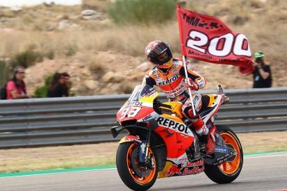Aragon MotoGP: Marc Marquez on brink of title after dominant win