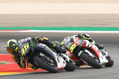 """Valentino Rossi doesn't understand """"bad"""" Aragon MotoGP pace"""