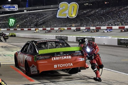 Erik Jones becomes first driver disqualified from a NASCAR Cup race