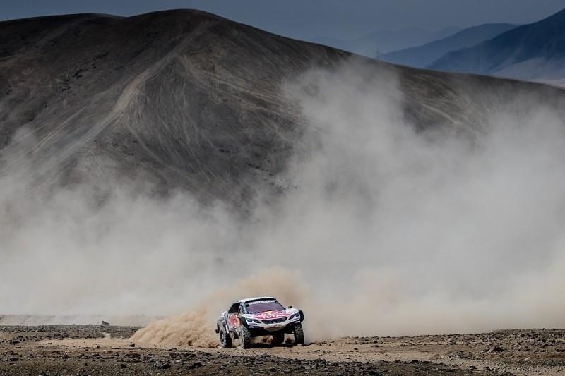Peugeot: Dakar Rally map rule changes for 2018 'unsportsmanlike'