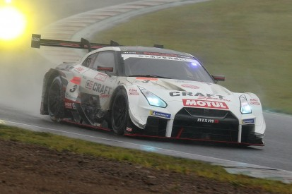 Sugo SUPER GT: Nissan wins wet race, Button leads but falls back