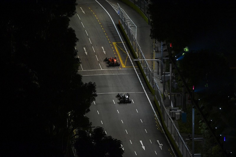 """Wolff: Mercedes needs """"enormous"""" F1 Singapore pace to beat Leclerc"""