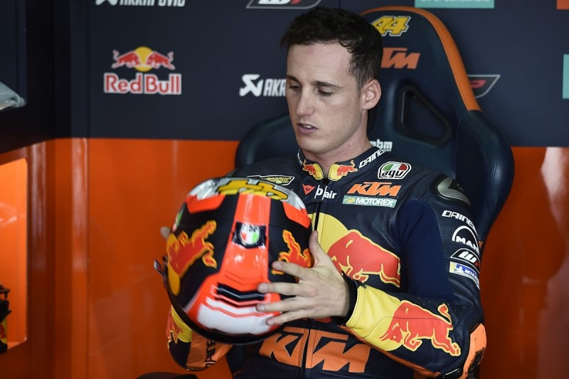 KTM's Espargaro ruled out of Aragon MotoGP race with wrist injury