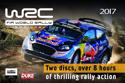 World Rally Championship 2017 DVD review