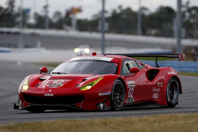 Risi Competizione Ferrari squad won't contest full 2018 IMSA season