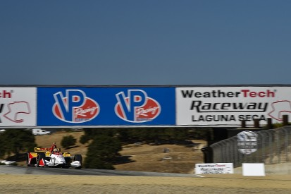 Laguna Seca IndyCar: Ryan Hunter-Reay fastest on Friday