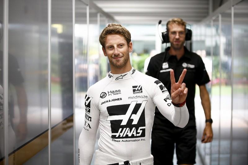 Haas's Grosjean eyed DTM/FE combo for 2020 if he left Formula 1