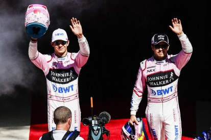 Force India F1 drivers Perez and Ocon now 'know how to behave' in 2018