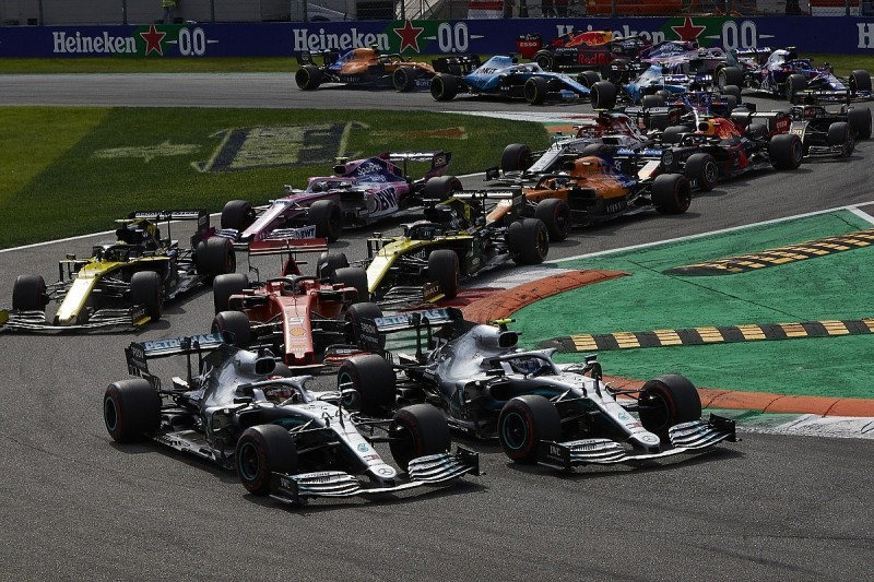 Formula 1 teams could share designs instead of standard parts for 2021