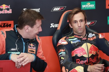 "KTM ""lost hope"" with Zarco's negativity over its MotoGP bike"