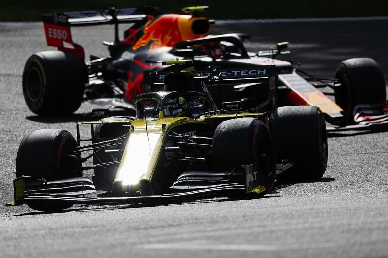 Nico Hulkenberg not on Red Bull 2020 list and isn't Alfa's 'focus'
