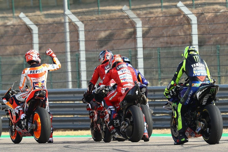 "Marquez's 1.6s Aragon MotoGP FP1 margin ""f***ing hurt"" rivals"