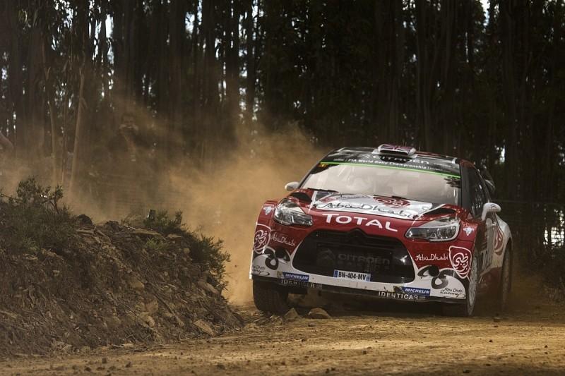WRC Rally Portugal: Kris Meeke upstages Sebastien Ogier on return