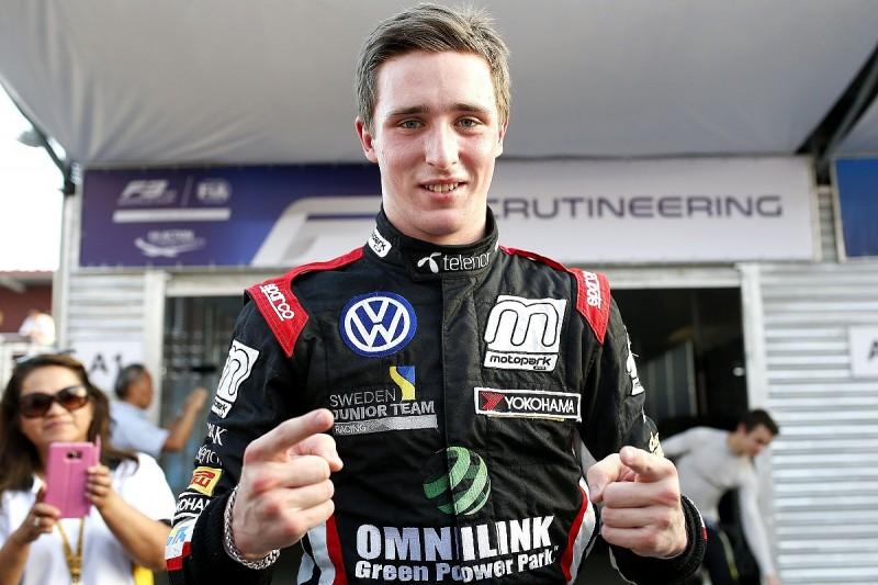 BMW DTM newboy Eriksson gets DS Virgin Marrakech Formula E test run