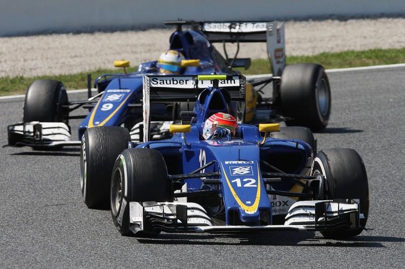 Sauber F1 team making progress in its hunt for crucial finance