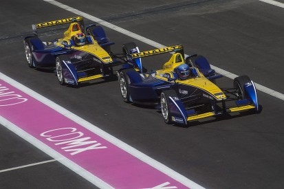 Renault e.dams retains Buemi and Prost for Formula E season three