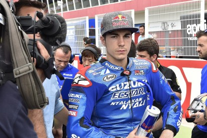 Maverick Vinales found it hard to leave Suzuki for Yamaha in MotoGP