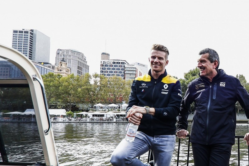 Haas explains why it didn't go for Hulkenberg for its '20 F1 line-up