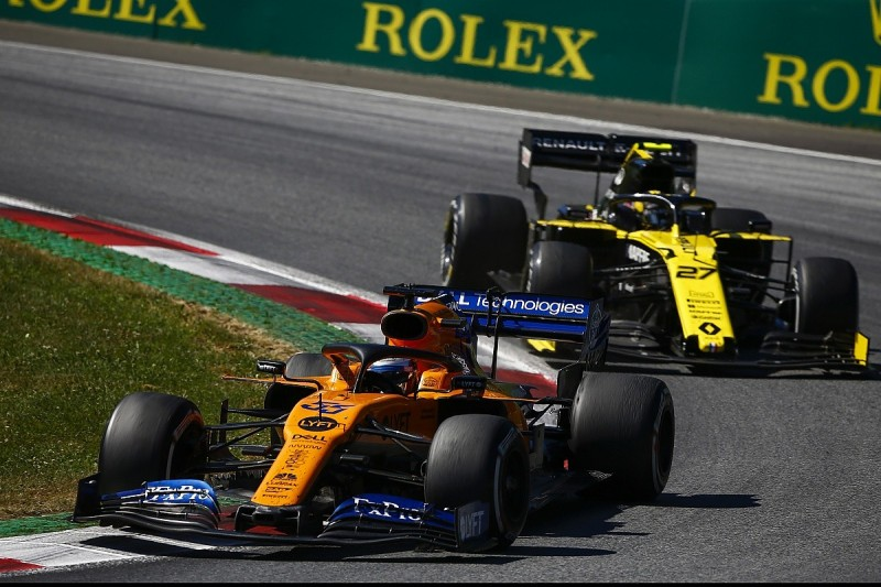"""Sainz: Hulkenberg would stay if F1 was about """"speed and talent"""""""